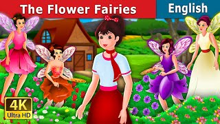The Flower Fairies Story In English   Stories For Teenagers   English Fairy Tales