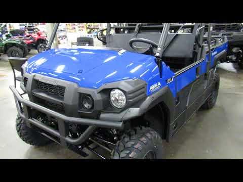 2018 Kawasaki Mule PRO-FX EPS in Romney, West Virginia