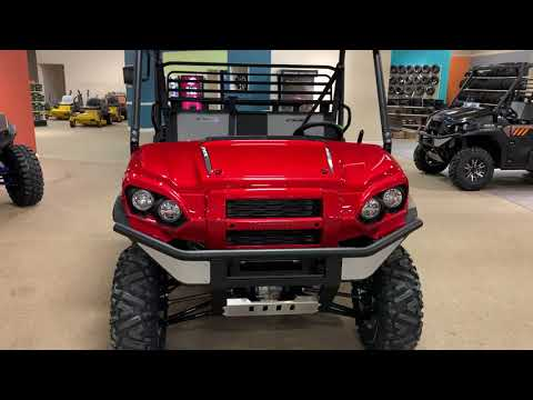 2021 Kawasaki Mule PRO-FXR in Jackson, Missouri - Video 1