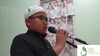 Suara Sholawat Dan Adzan Yang Buat Merinding Dari Syekh Rasyid