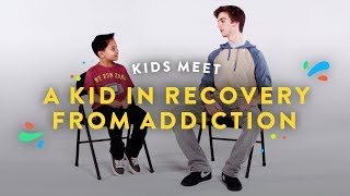 Kids Meet A Kid in Recovery From Addiction | Kids Meet | HiHo Kids