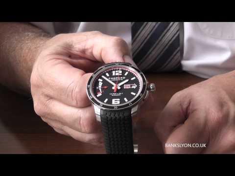 Bob's Blog: Chopard Mille Miglia GTS Power Control Watch – 168566-3001