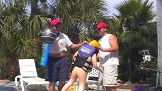AquaBats Cool Pool Party