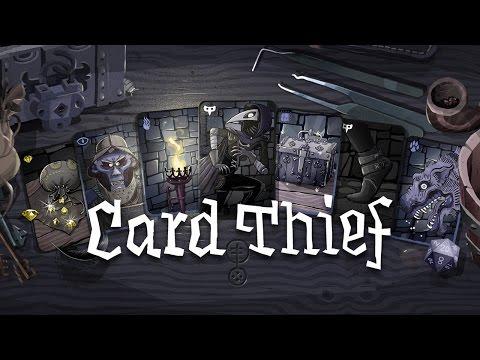 Vídeo do Card Thief