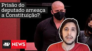 Joel Pinheiro da Fonseca: 'É inegável que o discurso de Daniel Silveira foi criminoso'