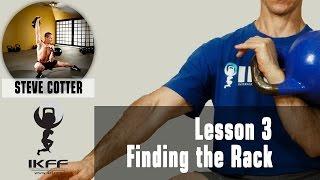 Kettlebell Lesson 3