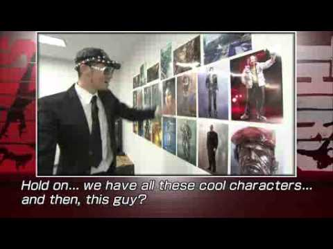 "E3 Leftovers: Razor ""Hard Gay"" Ramon in an 18 Minute Devil's Third E3 Video"