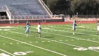 lacrosse falling dive shot