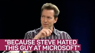 iPhone origin story: 'Because Steve hated this guy at Microsoft'