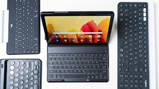Samsung Galaxy Tab A7: Die 5 besten Tastaturen