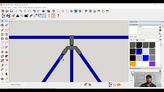 How to draw a HJ_14 with Sketchup | Flexpipe