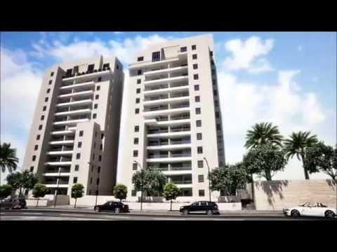 פרויקט ארנונה פלייס - ירושלים- יהלומית פרץ - ARNONA PLACE