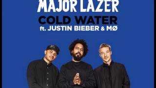 Major Lazer - Cold Water (feat. Justin Bieber  MØ) [MP3 Free Download]