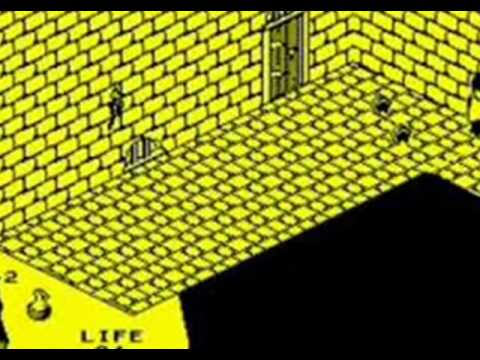 RETRO / C64 / SPECTRUM / GALWAY / HUBBARD GAME MUSIC REMIX - Part 1
