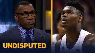 Zion wouldn't even think about returning to play at Duke again – Shannon Sharpe | NBA | UNDISPUTED