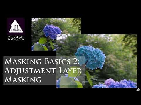 Masking Basics 2: Adjustment Layer Masking
