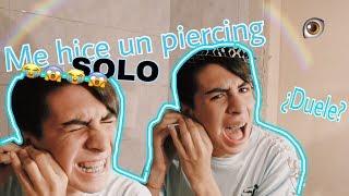 Como hacerTE un piercing - Gonzalo soloa