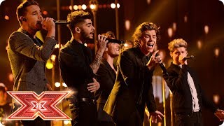 EVERY One Direction Performance | The X Factor UK