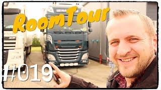 Fernfahrer Bei Bretagne-Express / Naber Transporte  (Roomtour )