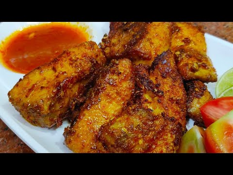 Masala Fish fry | Crunchiness se Bharpur Fish Fry Recipe | Lemon Masala Fish Fry | Village Style