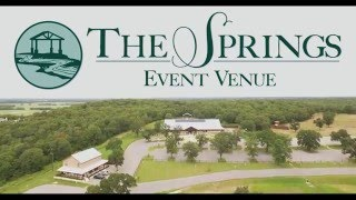 Aerial Tour of The Ranch | THE SPRINGS in Denton