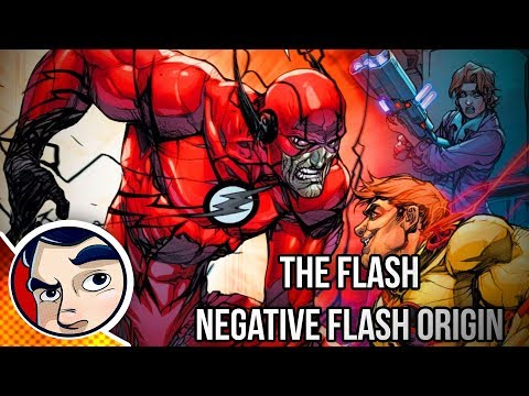 "Flash ""Reverse Flash VS Negative Flash"" – Rebirth Complete Story"