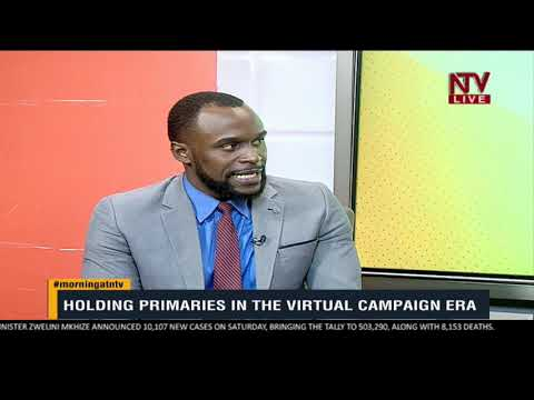 ELECTION WATCH: NRM youth decry elders' over stay in power