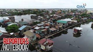 Reporter's Notebook: Mga lugar sa Bulacan, unti-unting lumulubog sa tubig