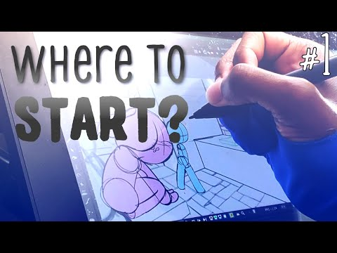 How to Start Creating Your Own Animated Series |#1|