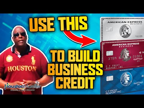 Business Credit 2021 | How To Build Business Credit  With American Express Business Credit Cards?