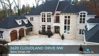 Buckhead Luxury Home | 3620 Cloudland Dr NW, Atlanta, Georgia, USA 🇺🇸 | Luxury Real Estate