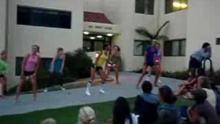 Dancing Queen Music Video (pepperdine 08)