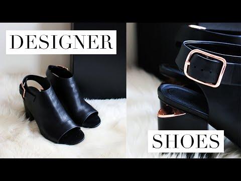 REVIEW   Alexander Wang Nadia Sandals Designer Shoes