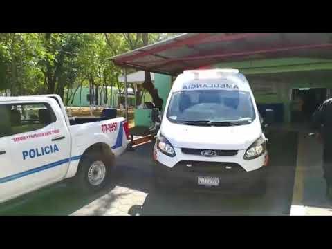 Pandilleros emboscan agentes de la policial rural en La Unión