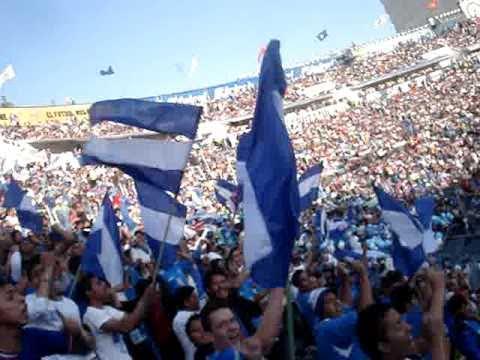 """""""El Chemo Es Mi Pasion   Gol vs pumas- La Sangre Azul"""" Barra: La Sangre Azul • Club: Cruz Azul"""