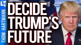 What Should Happen To Donald Trump after Jan 20?