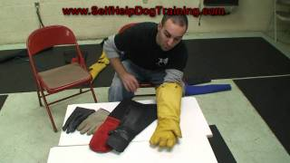 Hand Protection For Dog Training (k9-1.com)