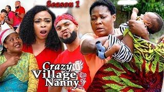 CRAZY VILLAGE NANNY SEASON 1 - (New Hit Movie) - Mercy Johnson 2019 Latest Nigerian Nollywood Movie