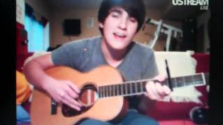 The Second That You Say - Chase Coy live on Ustream