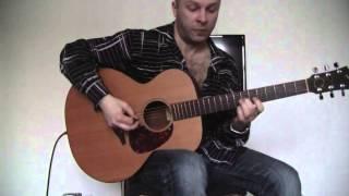 Video Radovan Sokol-Guitar Caress