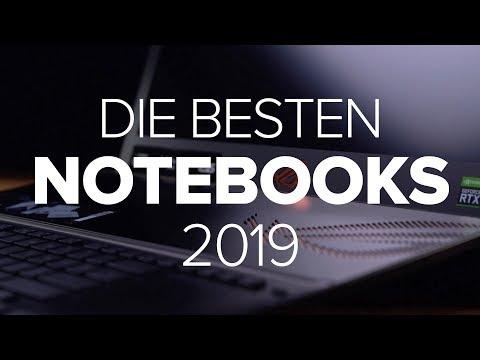 Im Test: Die besten Notebooks 2019