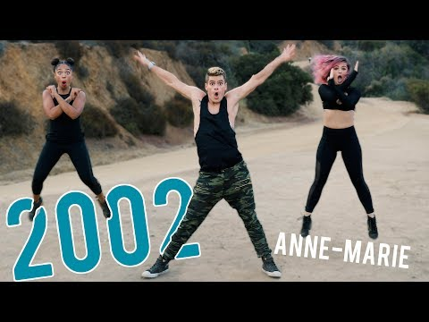 2002 anne marie caleb marshall dance workout