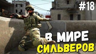В МИРЕ СИЛЬВЕРОВ #18 | CS:GO