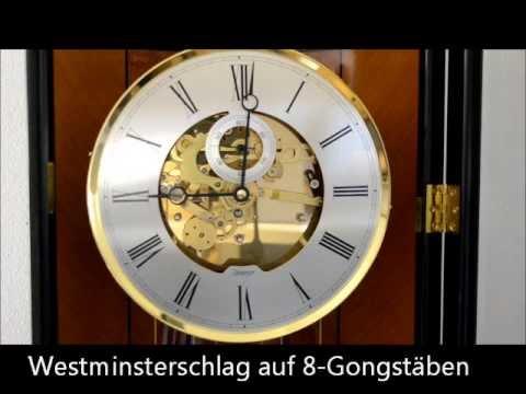 Kieninger Westminsterschlag Werk mit 8-Gongstäben