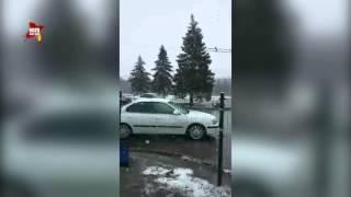 """Корреспондент """"Комсомольской правды"""" из зоны крушения Боинга-737: здесь шквалистый ветер"""