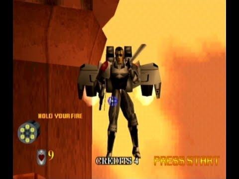 Virtua Cop 2 Dreamcast