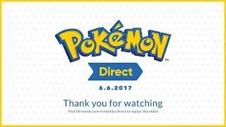 משחקי ה־Pokemon החדשים הוכרזו!