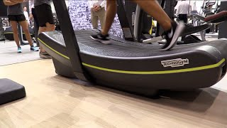 Technogym SKILLMILL Demo With Jenna Douros