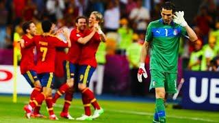 Испания - Италия 4:0 ЕВРО 2012 финал чемпионата Европы European Football Championship Final