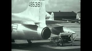 Lockheed F-80 Shooting Star Jet Fighters